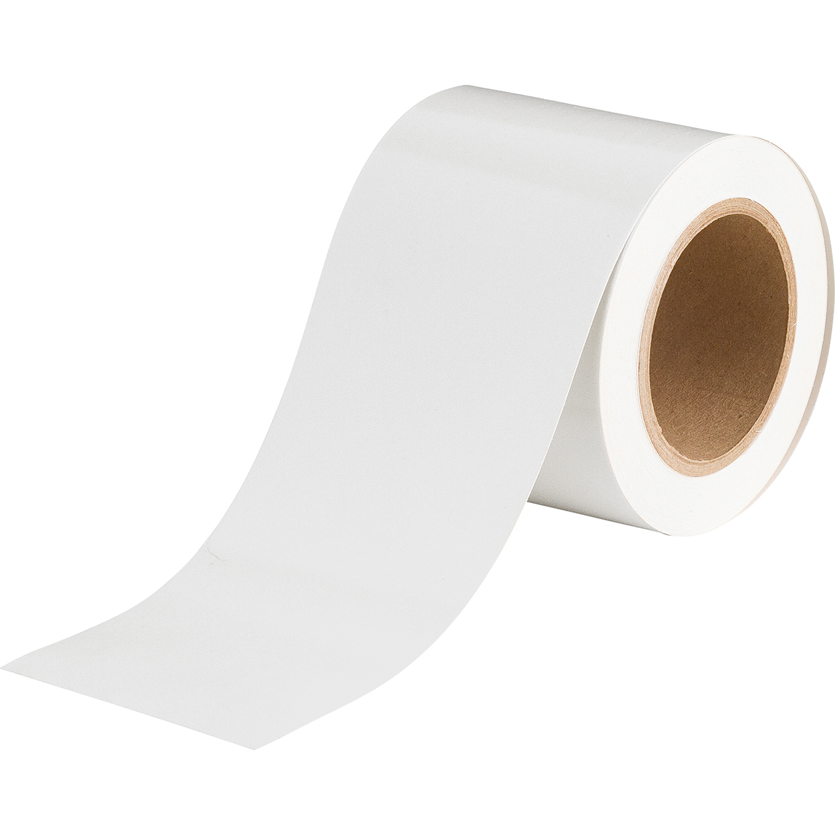 Pipe Banding Tape - White 100mm