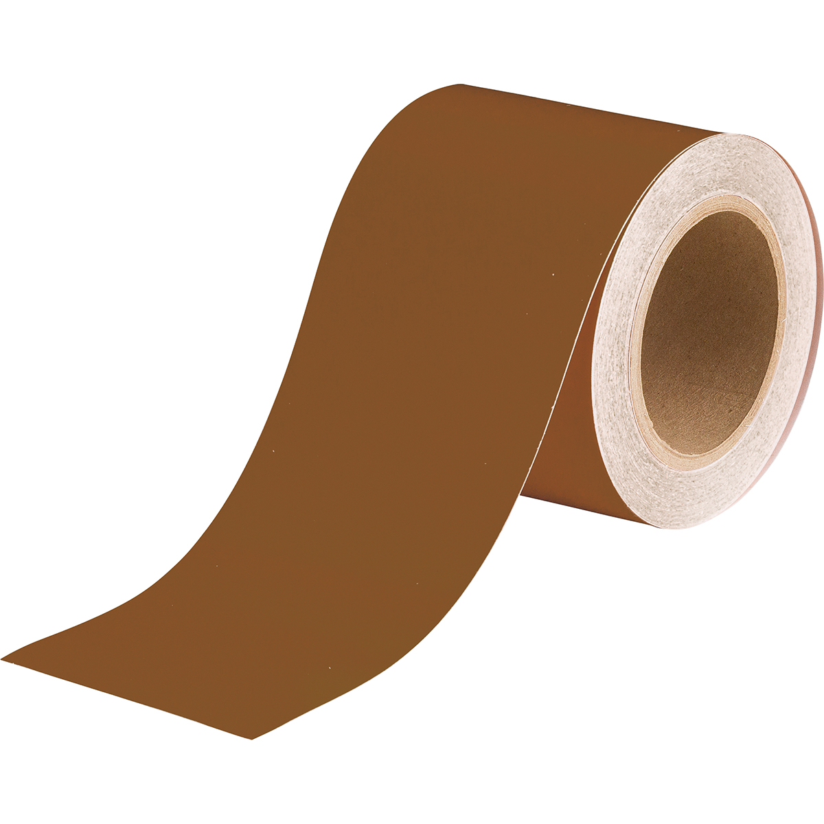 Pipe Banding Tape Brown 100mm