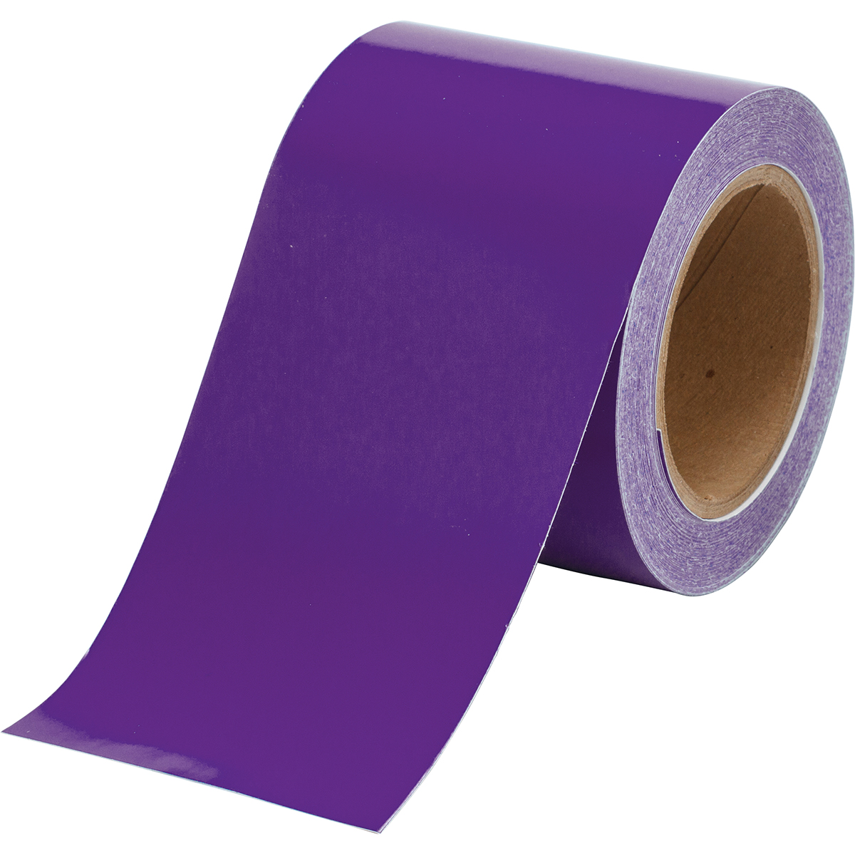 Pipe Banding Tape - Purple 100mm