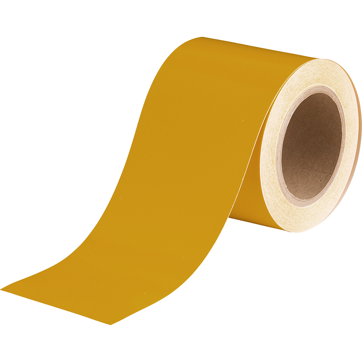 Pipe Banding Tape Ochre 100mm