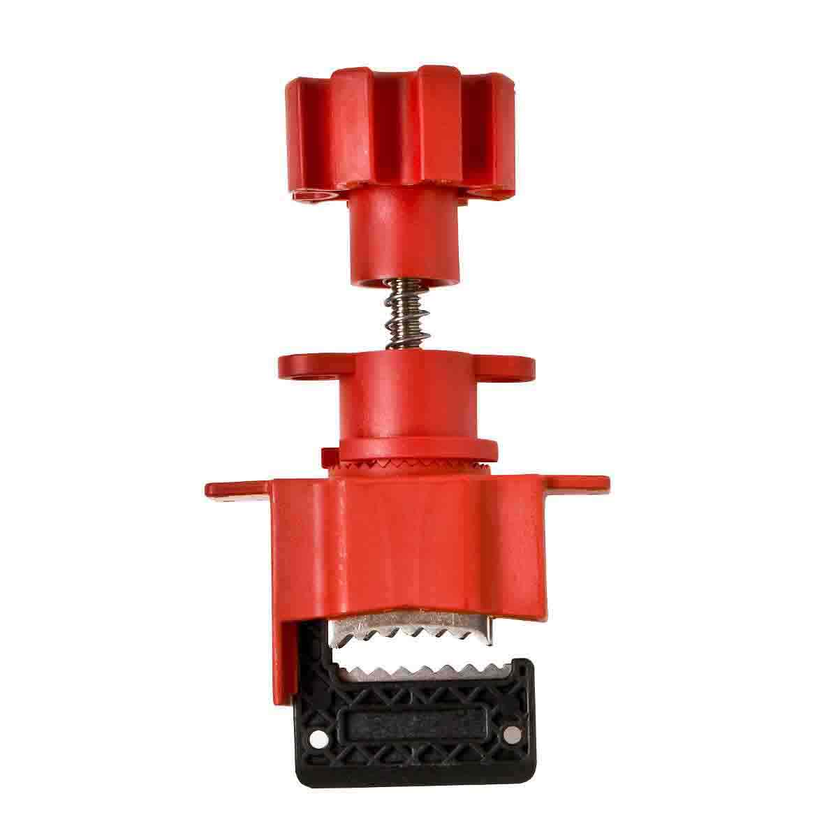 Universal Valve Lockout Base Clamping Unit