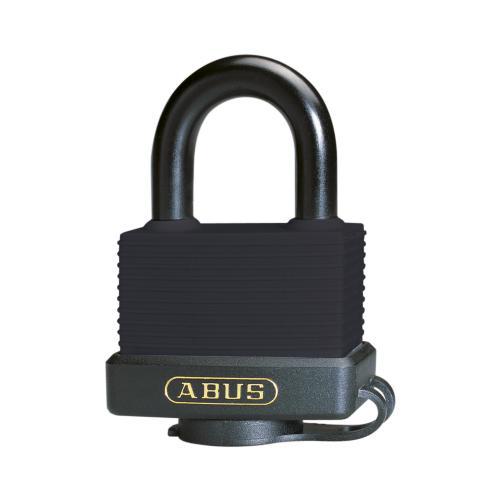 Padlock - Fully Insulated Brass padlock - pk of 6