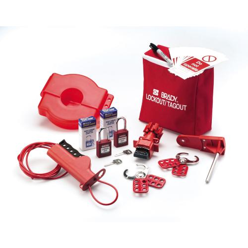 Small Adjustable Lockout Kit