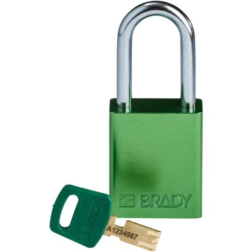 Safekey Aluminium Padlocks Standard Shackle - KD