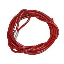 Additional Vinyl Coated metal Cable 3 mtr