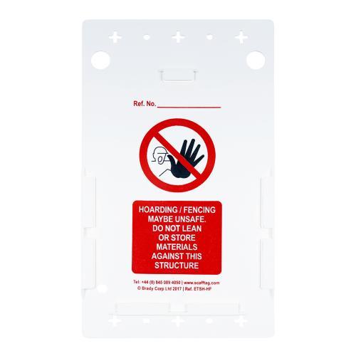 Hoarding/Fencing Holder Kit