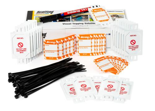 Steps and Stools Inspection Kit