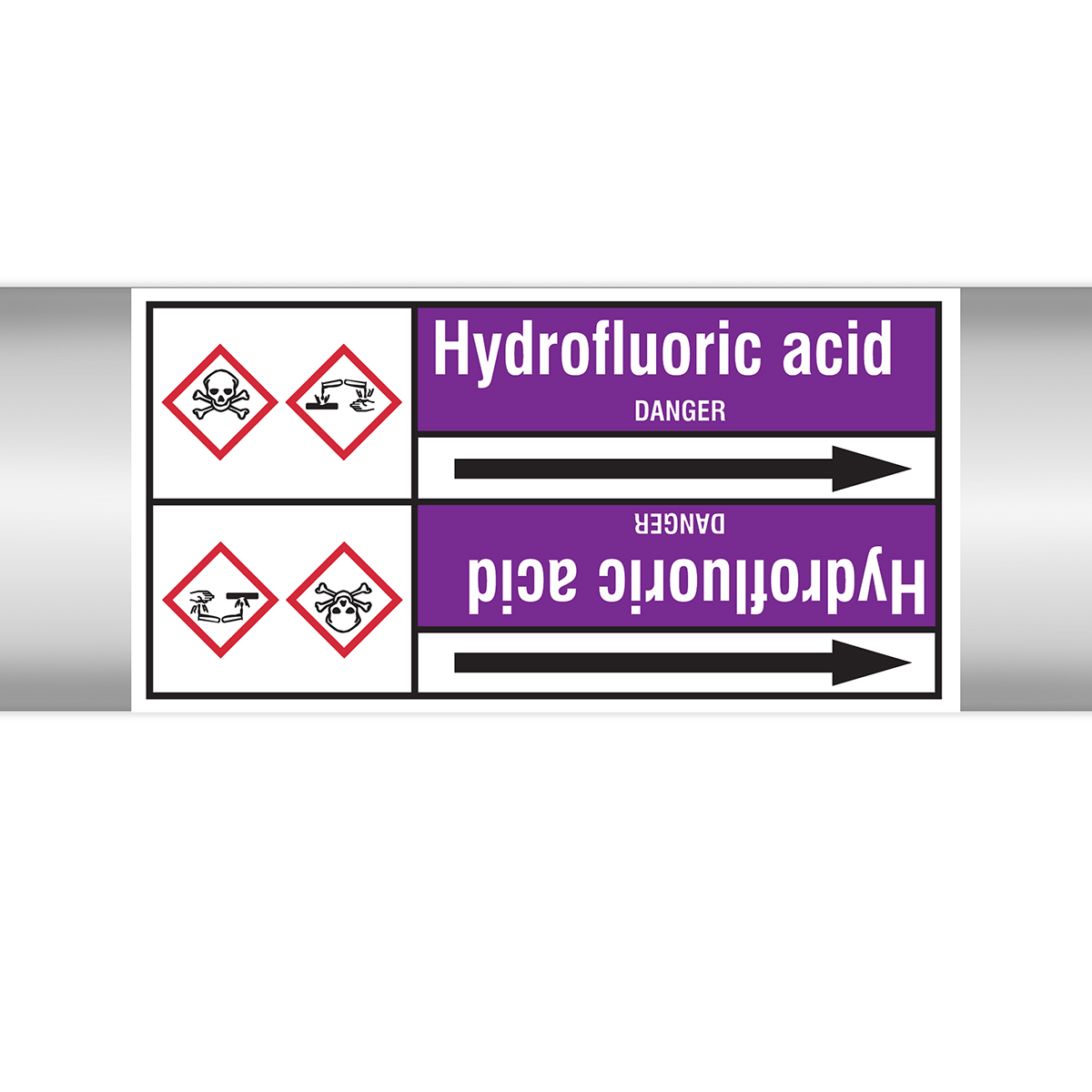 Roll Form Liner-less Type 2 - Hydrofluoric Acid
