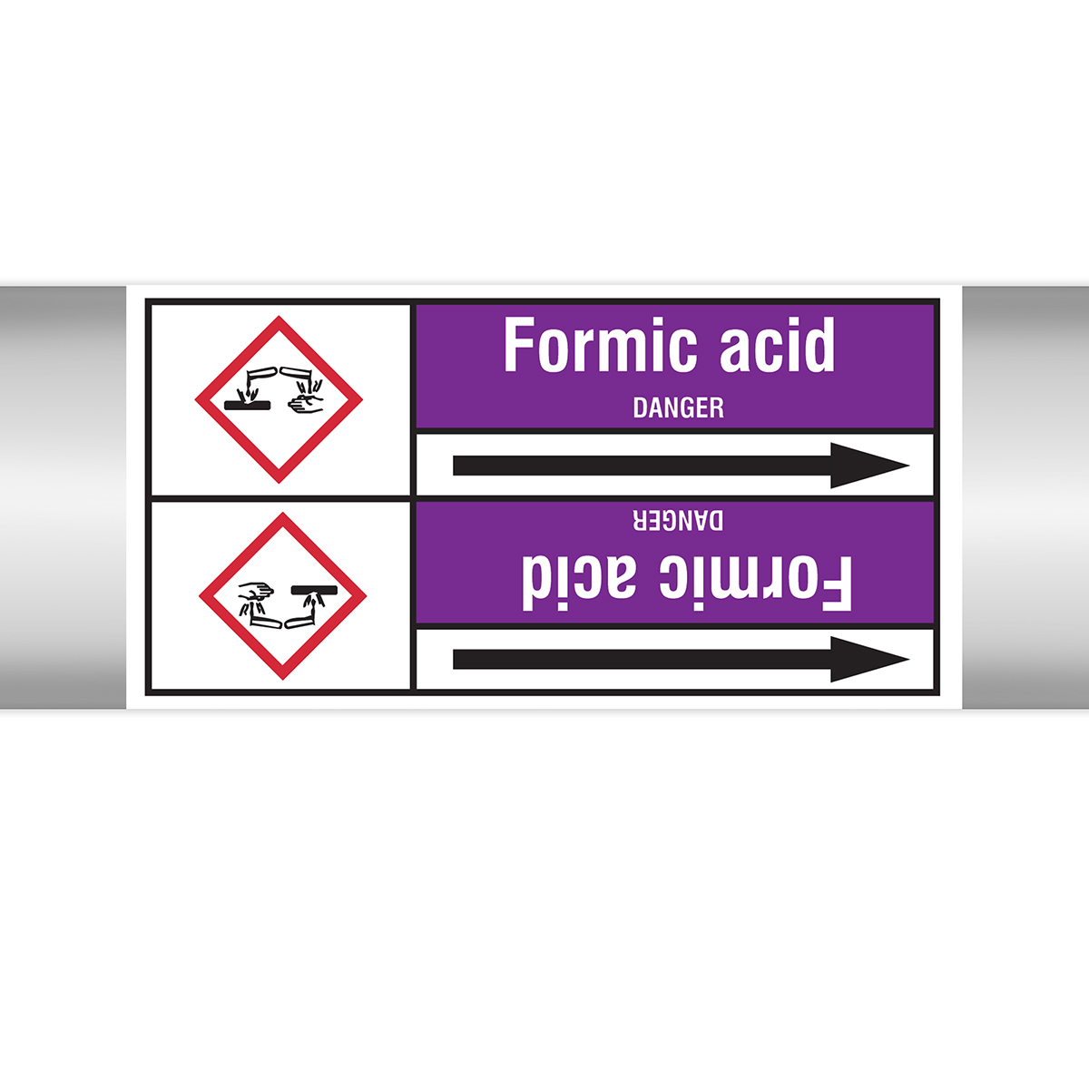 Roll Form Liner-less Type 2 - Formic Acid