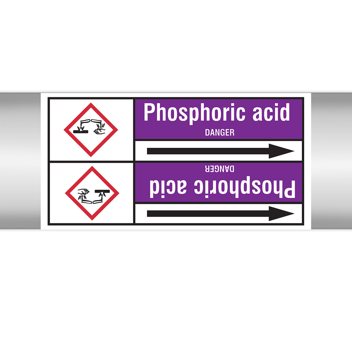 Roll Form Liner-less Type 2 - Phosphoric Acid