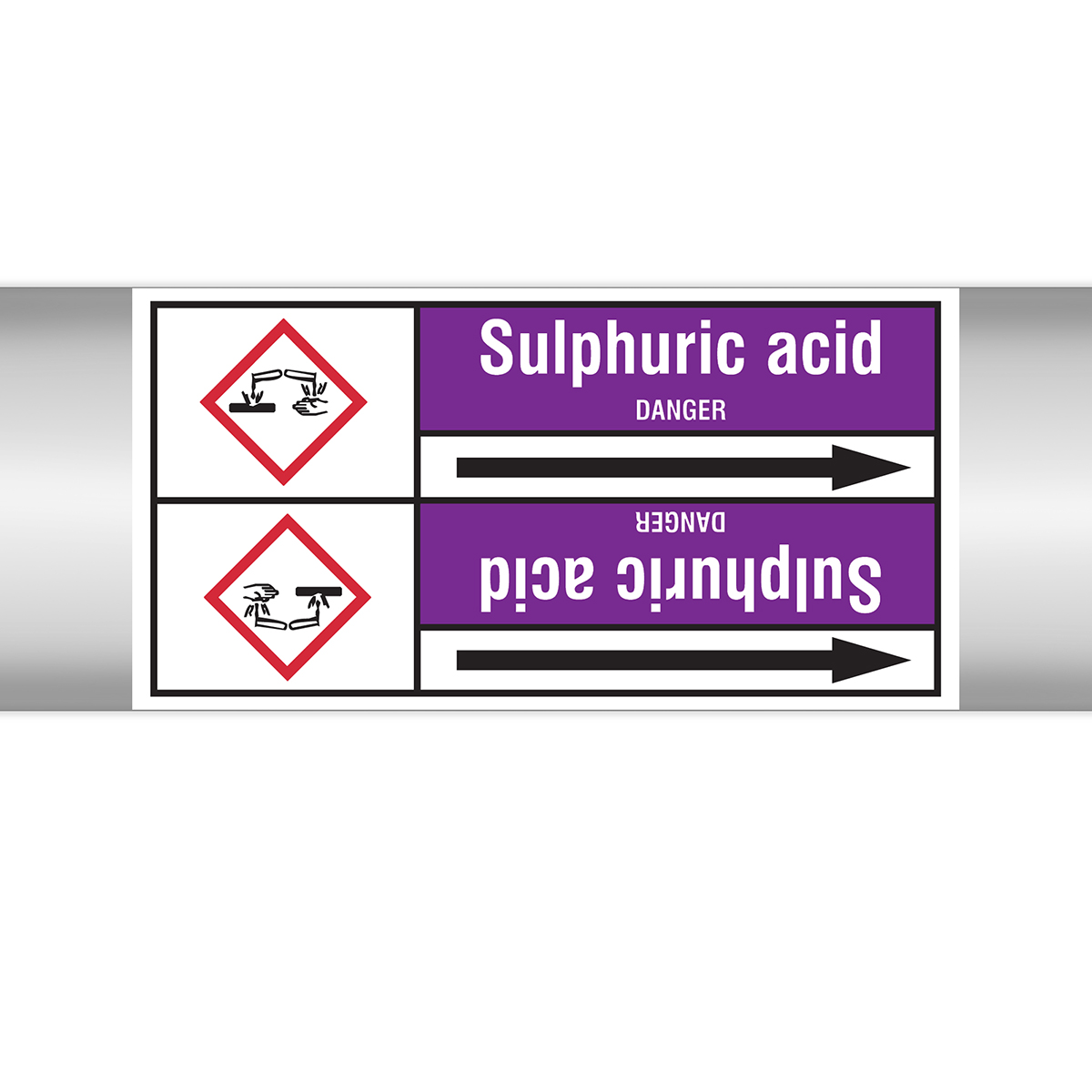 Roll Form Type 2 - Liner-less - Sulphuric Acid