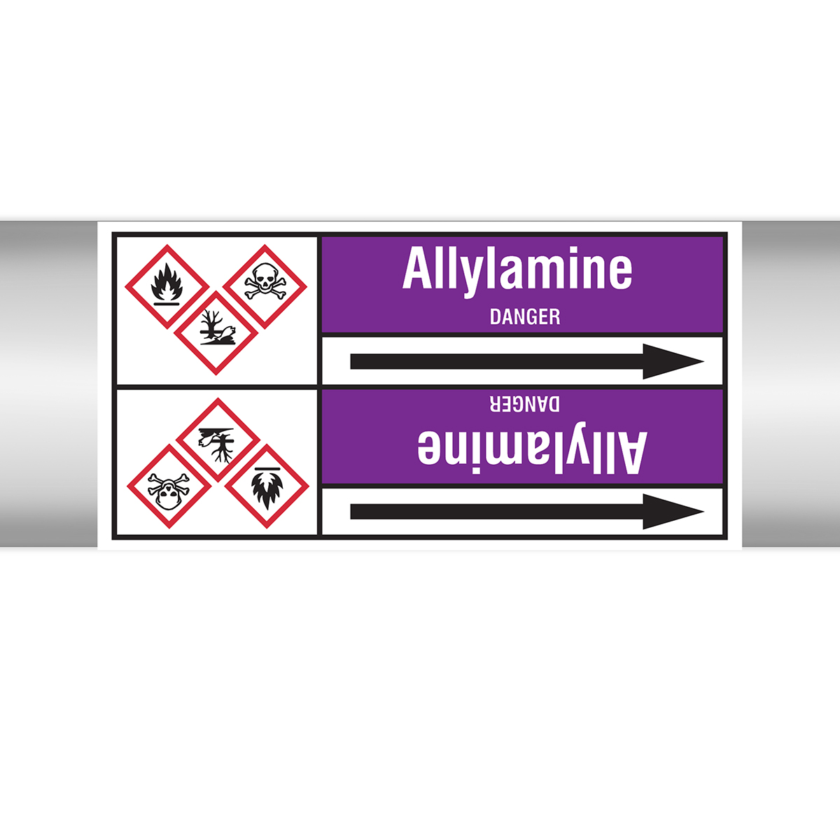 Roll Form Liner-less Type 2 - Allylamine