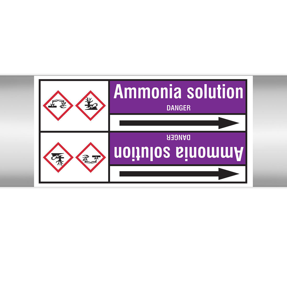 Roll Form Liner-less Type 2 - Ammonia Solution