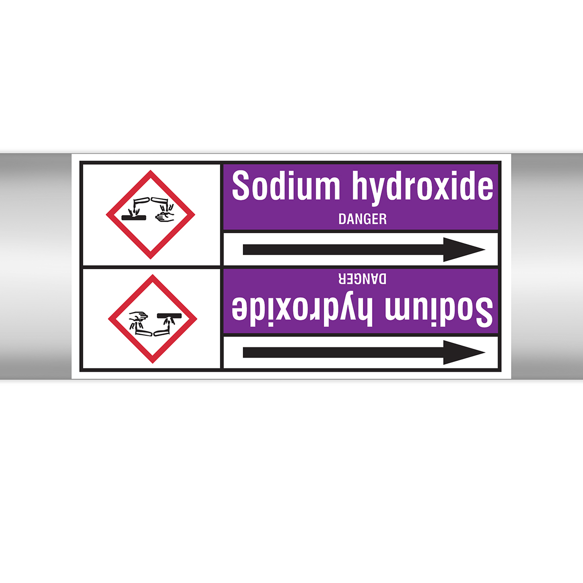 Roll Form Liner-less Type 2 - Sodium Hydroxide