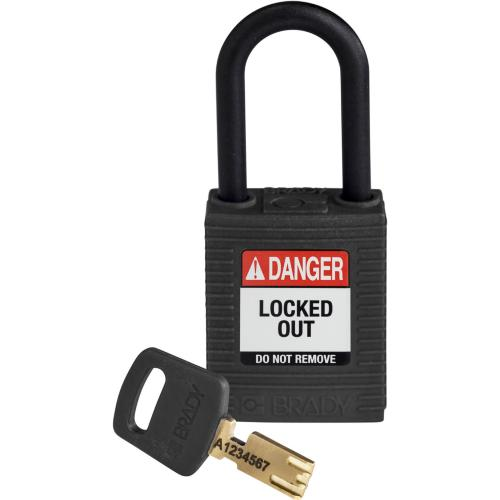 Safekey Nylon Padlocks