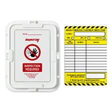 Weekly Emergency Equipment Inspection Kit