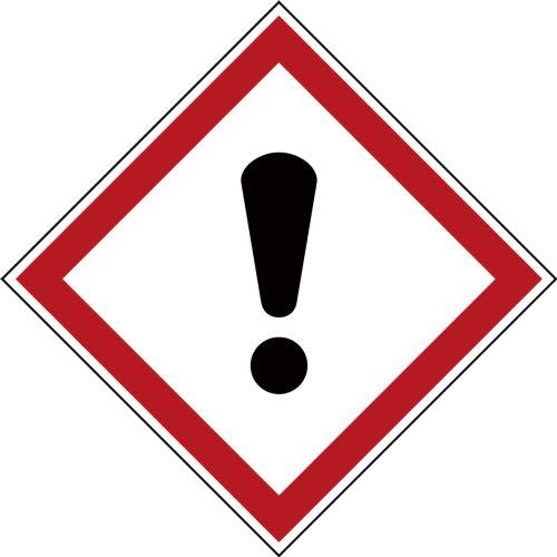 GHS Symbols on a Roll - Health Hazard