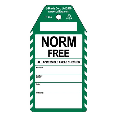 NORM Free Tags