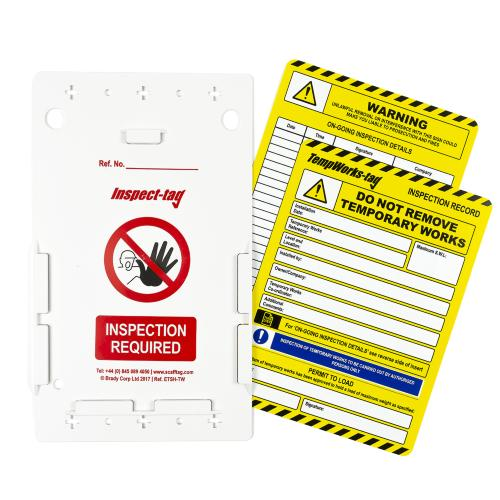 Temporary Works Inspection Kit