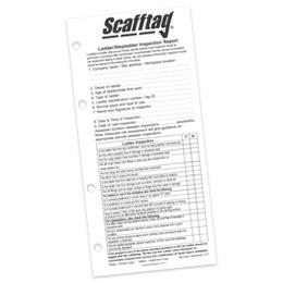 Yellow Book Inspection Report Sheets