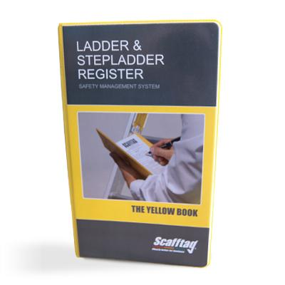 Yellow Book Ladder Inspection Record