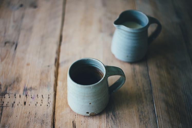 What is healthier: coffee with milk or without milk? Coffee with milk is arguably more indulgent and smooth whereas with black coffee its arguably more beneficial and much more straight-cut.