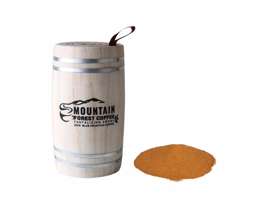 Mountain forest Instant Coffee