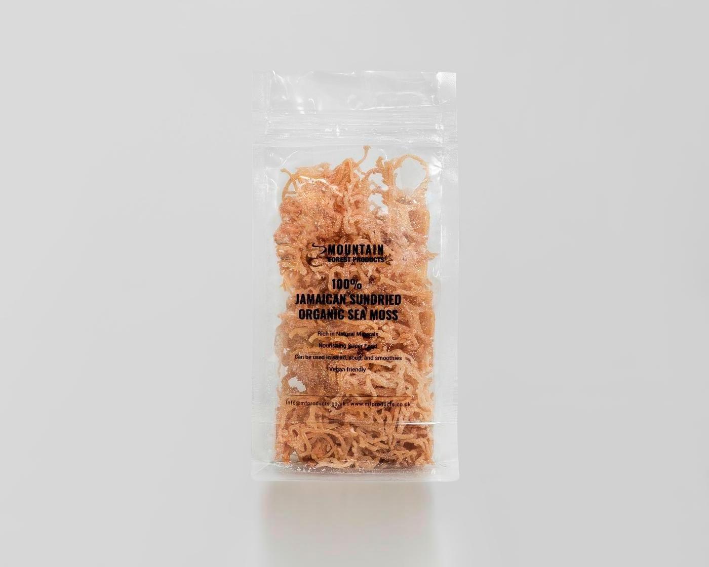 100% Organic Seamoss