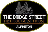 The Bridge Street Historic Guest House bed and breakfast suffolk