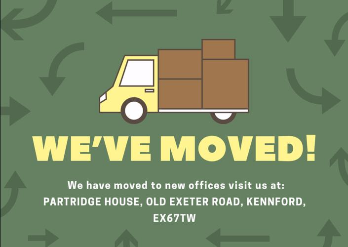We have moved offices! We have moved into a new office, this will allow us to work even harder towards making YOUR services OUTSTANDING!!