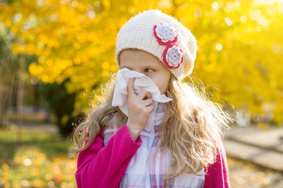 Rhinitis (Blocked Nose) for Children Rhinitis, the inflammation of the nasal mucous membrane is the most common cause of nasal obstruction.