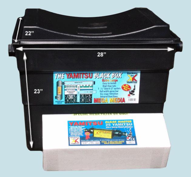Mega Max Black Box