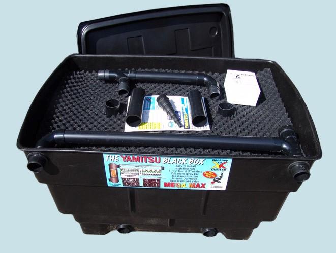 Mega X-Large Black Box