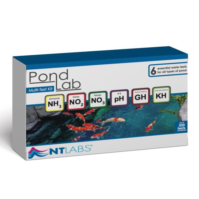 NT Labs Pond Lab Multi Test