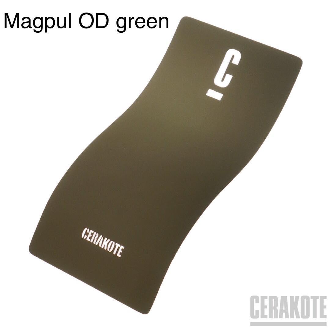 N9ine5 Customs Billet Box Screws - OD Green