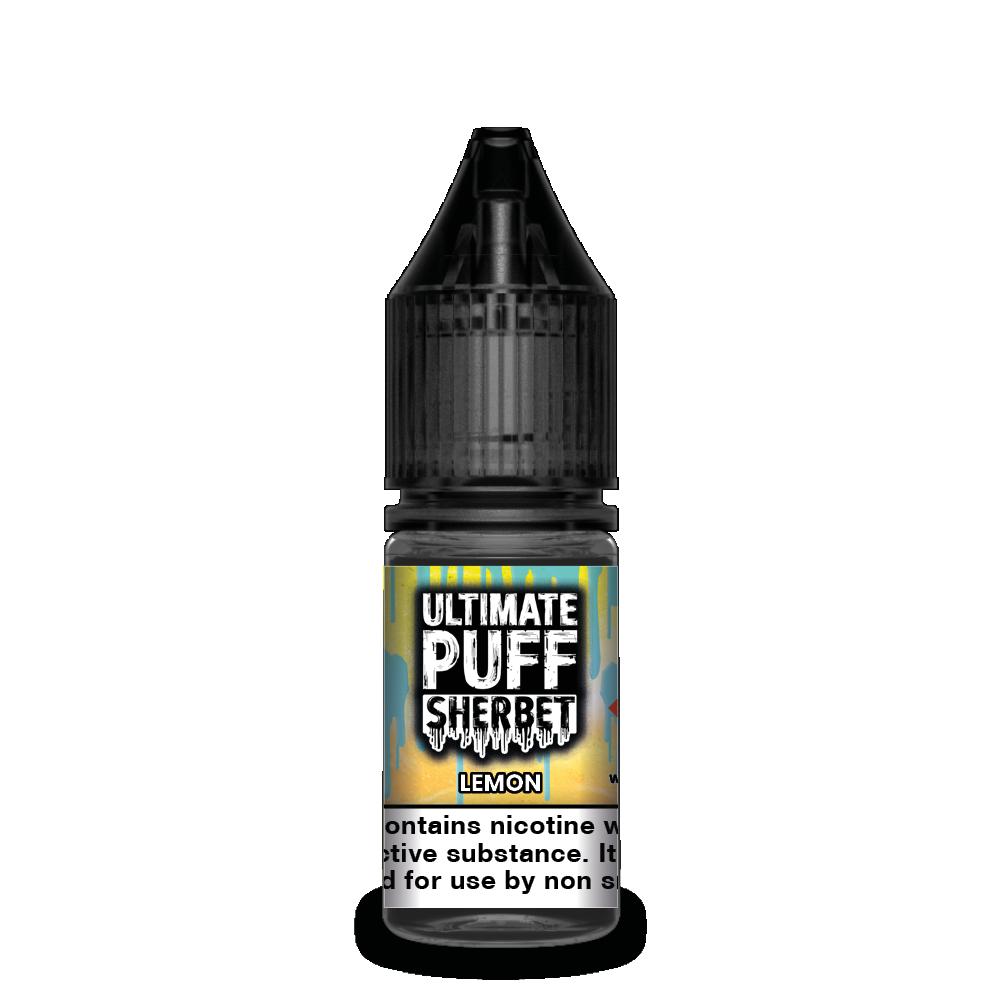 Ultimate Puff Sherbet – Lemon 10ml 50/50