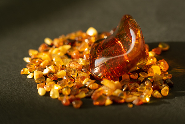 Learn all about our amber jewellery, amber itself and how we source raw material.