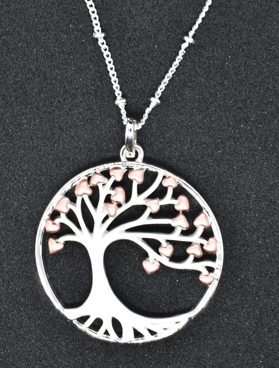 Tree of Live Fashion Necklace  (GRN-08)