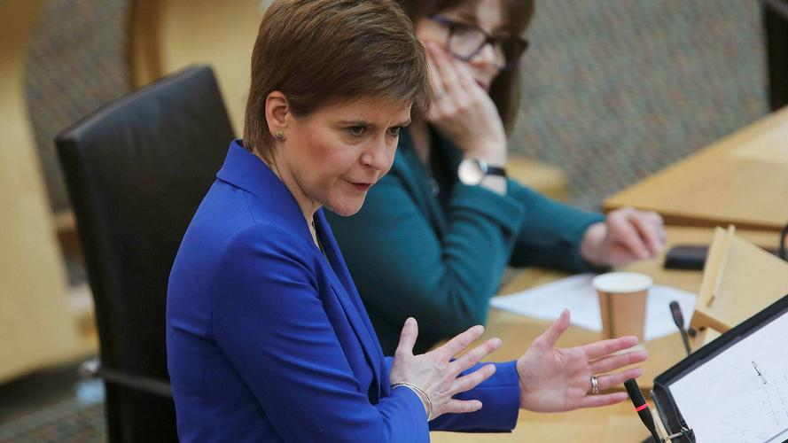Nicola Sturgeon set out Scotland's COVID-19 route map to ease lock-down The route map will follow four phases and will be gradual. Each phase of the COVID-19 route map will require careful monitoring of the virus. And at all times, we'll be guided by scientific advice, according to the Scottish Government.