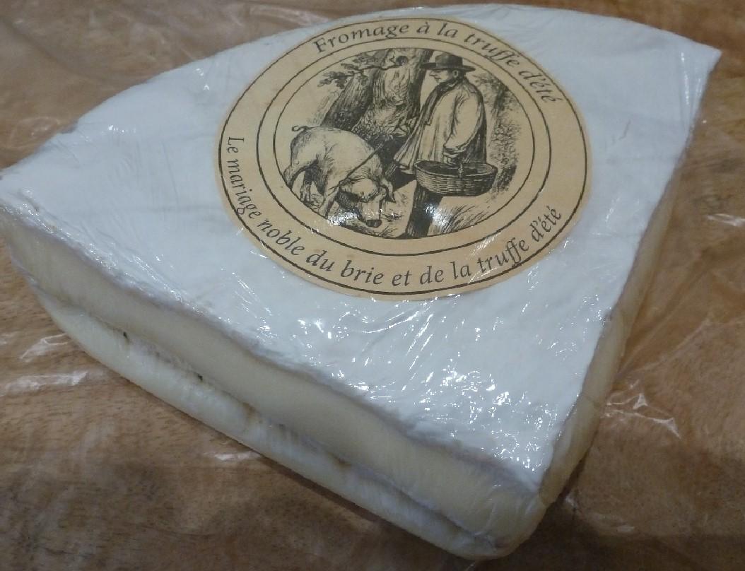 Brie Royal Truffle