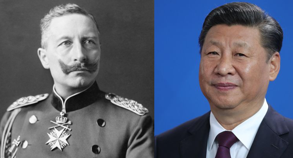Forget the 'New Cold War'. 2021 is more like 1901 Labelling the current US-China relationship as a 'new cold war' is tempting, but is there not a better historical analogy we can draw?