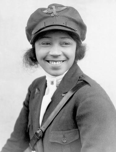 Bessie Coleman - The First Black Woman to Fly A gentle teasing from her brother made Bessie Coleman determined to become a pilot, but she would have to overcome white supremacy and patriarchy in order to get there