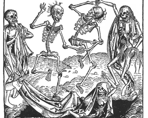 The Black Death The Covid-19 outbreak in 2020 had many people looking back with a morbid curiosity at the infamous Black Death of the mid-14th Century. But what was the Black Death, and how can it be compared to the new Coronavirus?