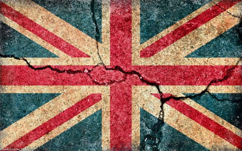 Britain's Identity Crisis Covid, and the economic havoc it brought, will pass one day. Britain's real crisis is with its identity.