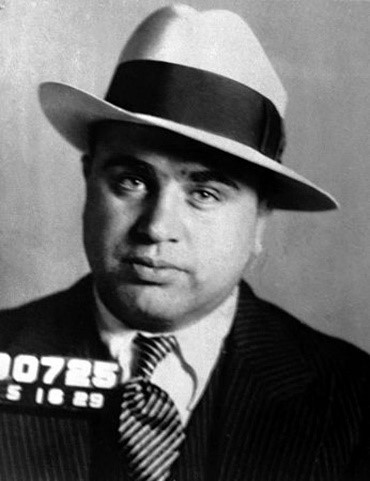 Al Capone The prohibition on alcohol in the US facilitated the rise of some of history's most notorious gangsters. Al Capone made sure he was the most infamous of them all