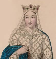Eleanor of Aquitaine - The Grandmother of Medieval Europe The Queen of France and England who forged connections with anyone who was anyone in 12th century Europe.