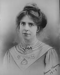 Annie Kenney - The Overlooked Suffragette Standing alongside the famous Pankhurst women in the crucial days of the women's suffrage movement was a working-class girl who has not been as well remembered as her colleagues