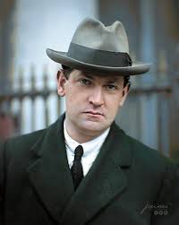 Michael Collins The Irish revolutionary who shot to prominence in his 20s as the antagoniser-in-chief of the British Empire, but was eventually felled by his own countrymen