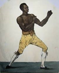 Bill Richmond - Britain's first black celebrity A fighting champion who overcame slavery and prejudice to win respect in Georgian Britain