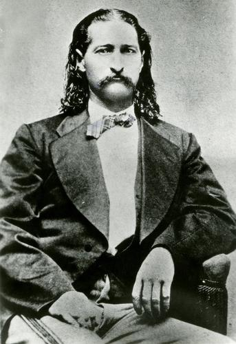 Wild Bill Hickok - A Real Wild West Icon Tales of the wild west are often invented or exaggerated, but not in the case of one journeyman...